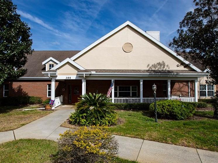 Elegant Exterior View at Savannah Court & Cottage of Oviedo, Florida, 32765