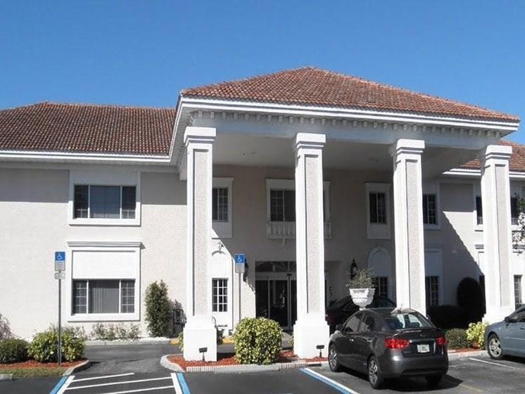 Elegant Exterior View Of Property at Savannah Grand of Sarasota, Sarasota, FL