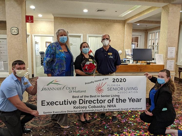 Senior Living Appreciation at Savannah Cove of Maitland, Maitland, FL