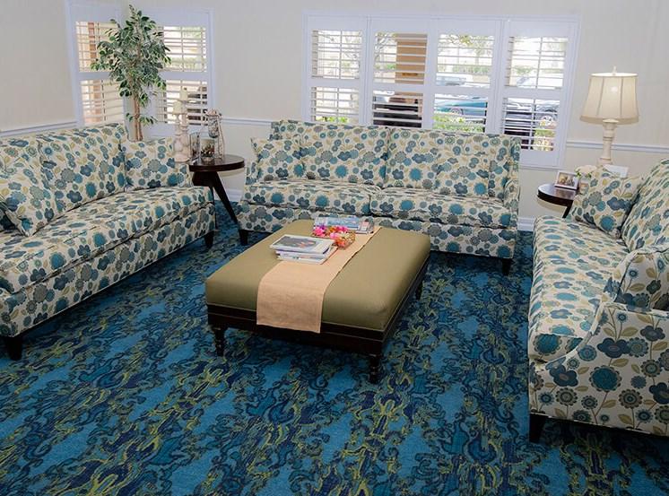 Resident Lounge at Savannah Grand of Maitland, Maitland
