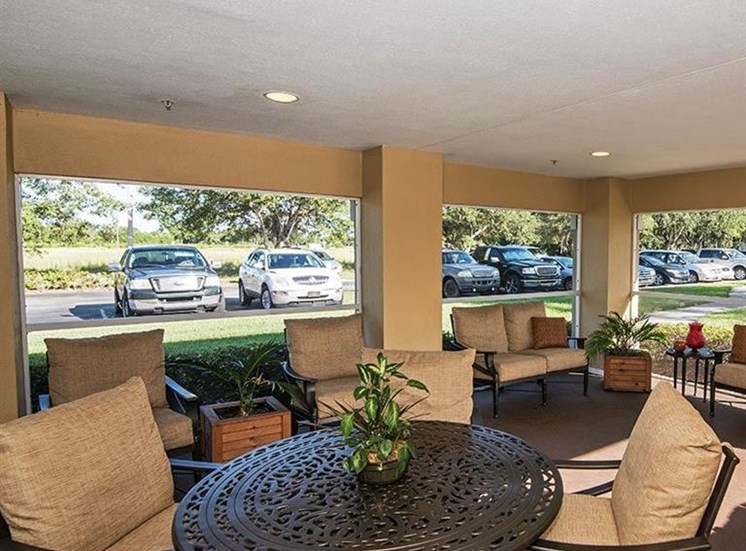 Car Parking Facility at Sun City Senior Living, Ruskin, FL, 33572