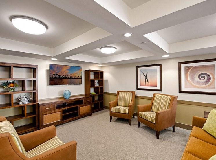 Sitting Area at Meridian at Laguna Hills, California, 92653