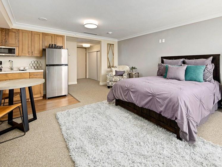 Large Comfortable Bedrooms at Meridian at Laguna Hills, Laguna Hills