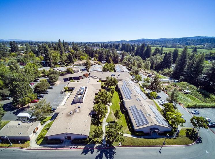 24/7 Specially Trained Staff at Healdsburg, A Pacifica Senior Living Community, Healdsburg, CA