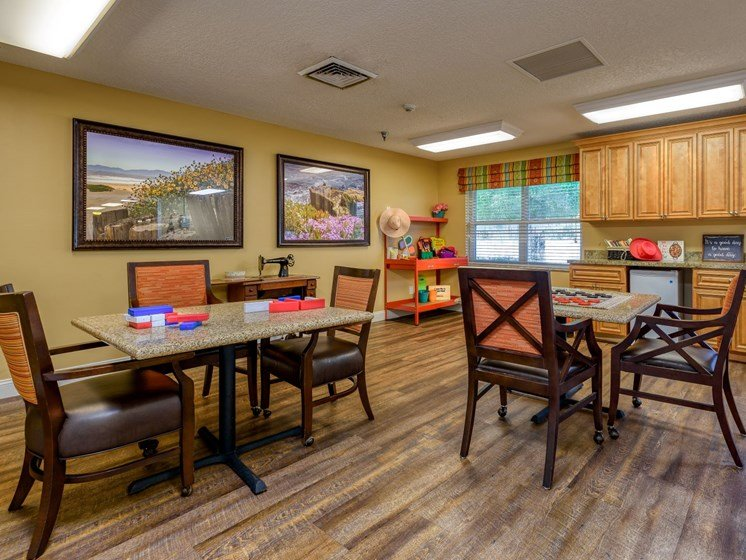Play games in our game room at Wyndham Lakes.