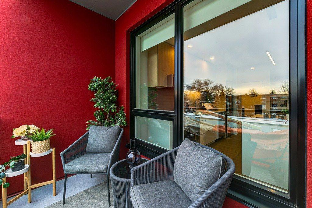 Suite Balcony - Southpark Show Suite Plan C