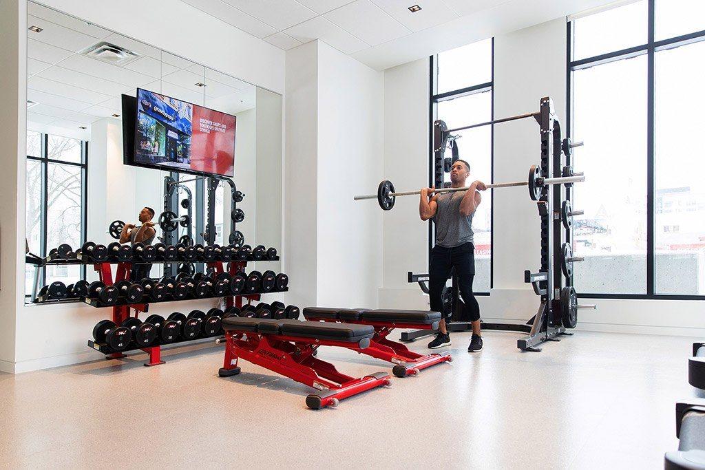 Fitness Centre Southpark