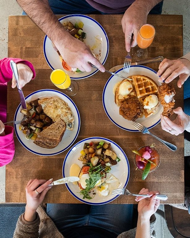 Food and Drink Restaurant Whyte Avenue Edmonton Alberta Old Strathcona Brunch and Lunch