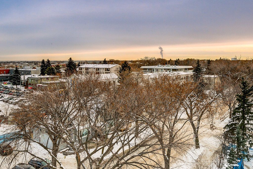 South View from Southpark - Whyte Avenue