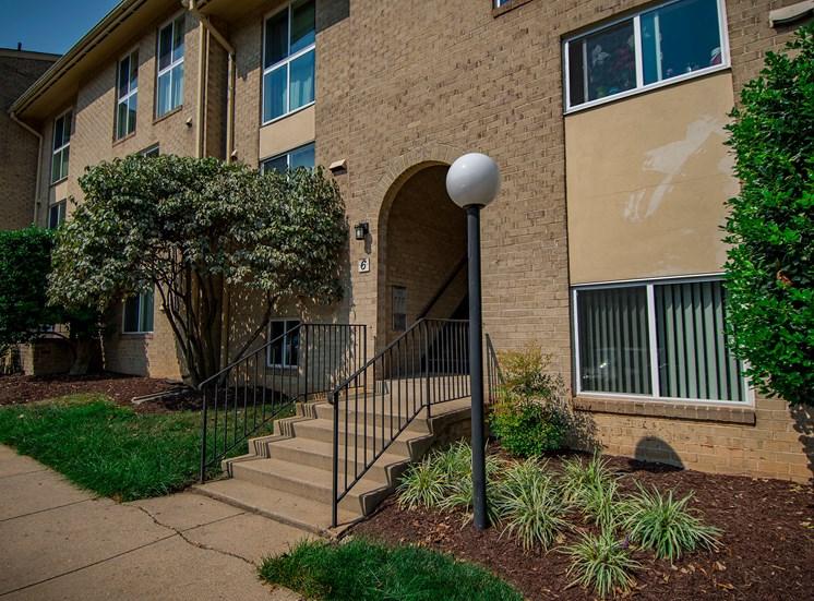 Maplewood Villas Apartments Building Exterior 103