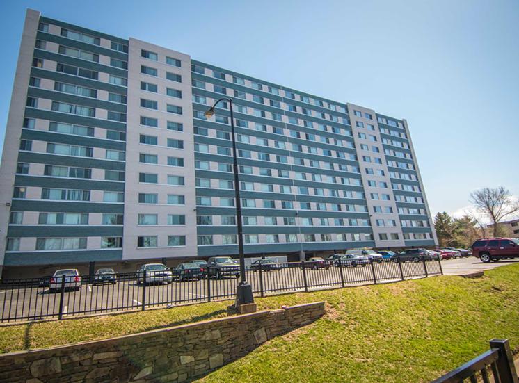8600 Apartments Building Back 01