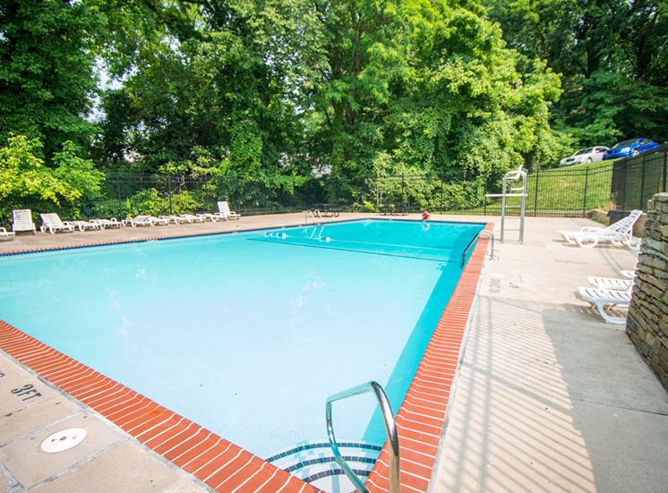 8600 Apartments Pool Steps
