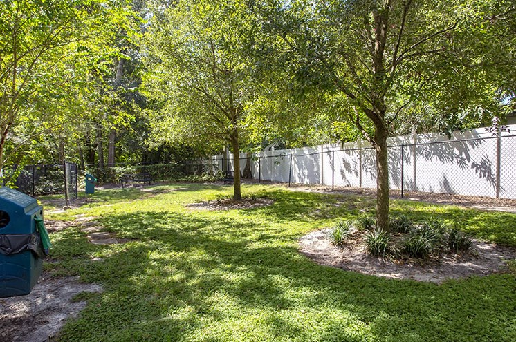 Dog Park at Newport Colony Apartment Homes, Casselberry, Florida