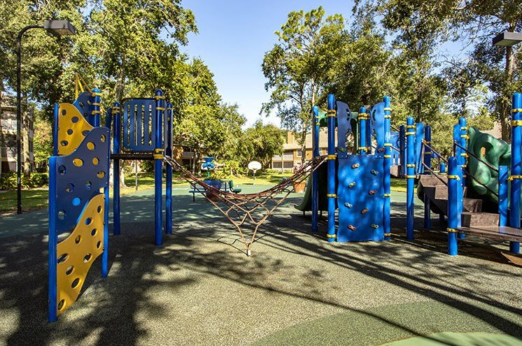 Playground at Newport Colony Apartment Homes, Casselberry