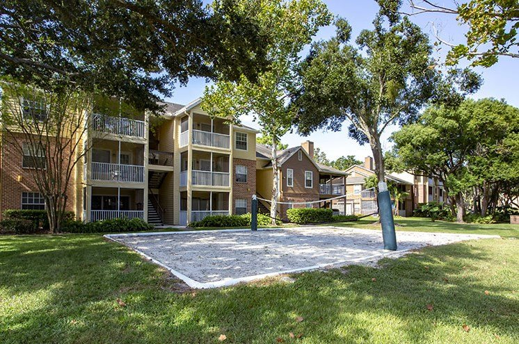 Sand Volleyball at Newport Colony Apartment Homes, Casselberry