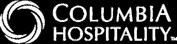 Columbia Hospitality Logo at Harbor Heights, Olympia, WA