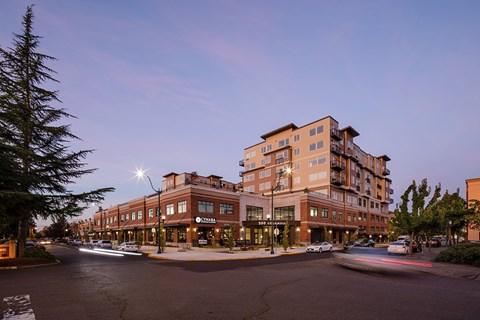 Exterior at Harbor Heights, Washington