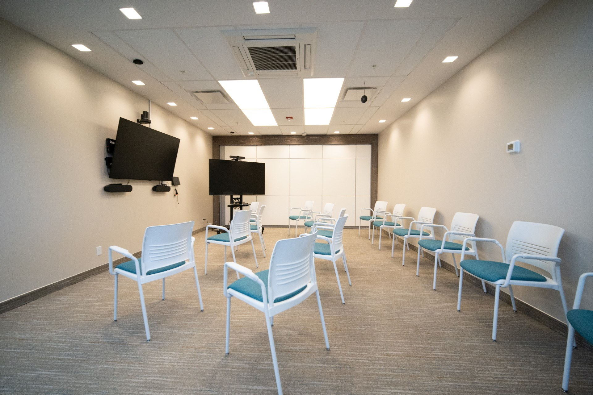 Conference room at Spruce community