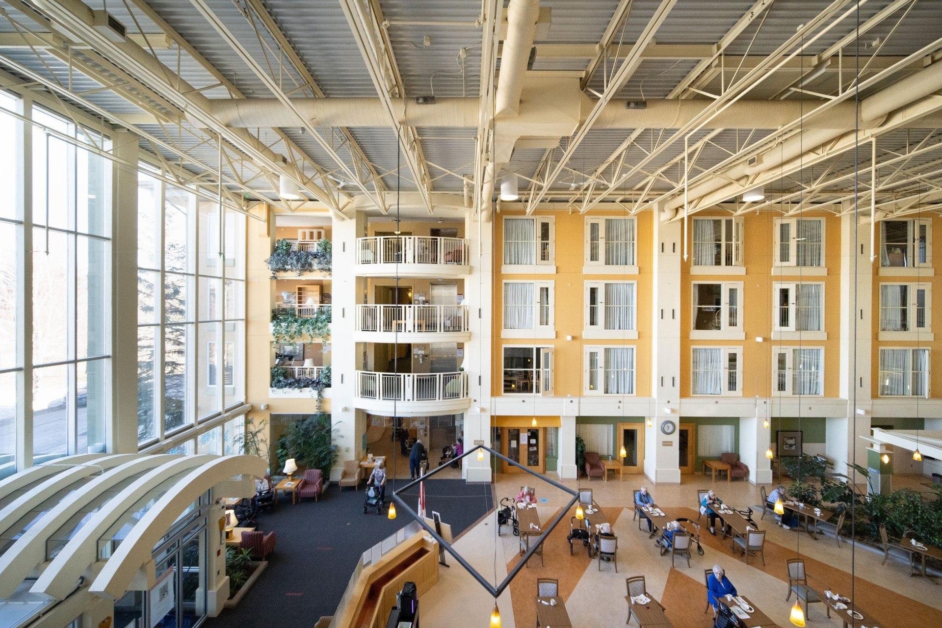 beautiful view fourth floor f aspen lodge