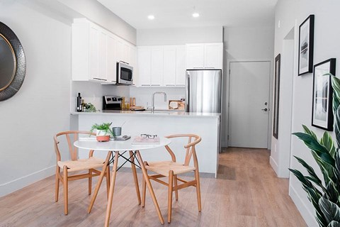 Inlet Glen Apartments in Port Moody, BC condo style finishes include luxury vinyl flooring