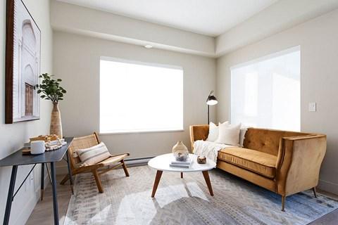Inlet Glen Apartments in Port Moody, BC luxury vinyl flooring throughout