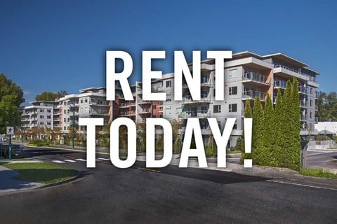 Inlet Glen Apartments building exterior in Port Moody, BC - Rent Today