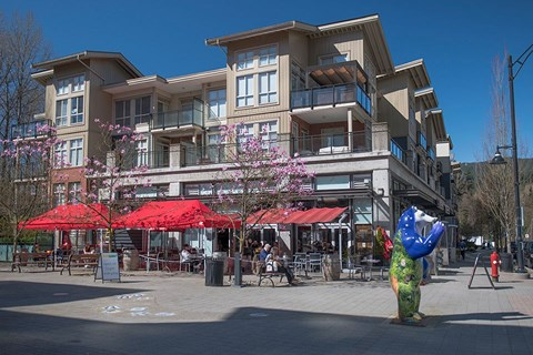 Inlet Glen Apartments in Port Moody, BC local shops near by
