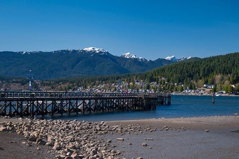 Inlet Glen Apartments in Port Moody, BC close proximity to Rocky Point Park