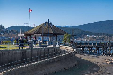 Inlet Glen Apartments in Port Moody, BC enjoy walks along Rocky Point Park