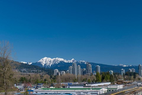 Inlet Glen Apartments in Port Moody, BC suites with mountain views