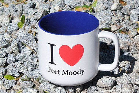 I love Port Moody mug