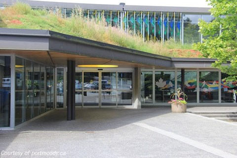 Port Moody Recreation Complex in Port Moody, BC