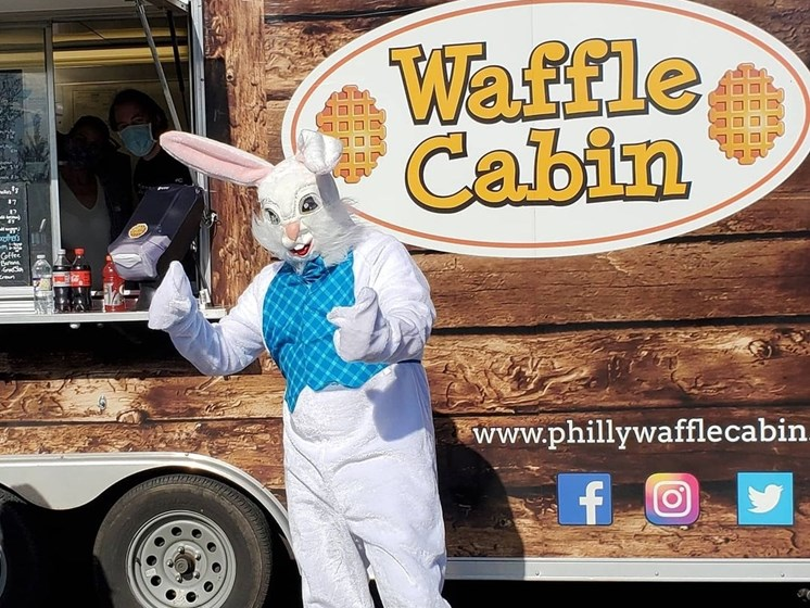 Philly Waffle Cabin