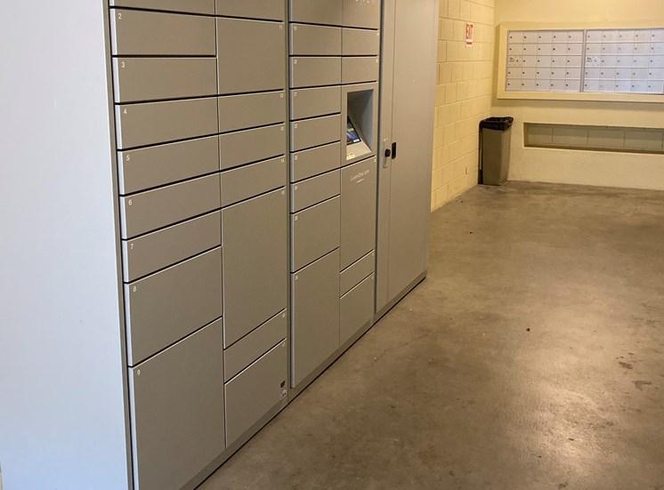 Park Regency Apartments Package Locker