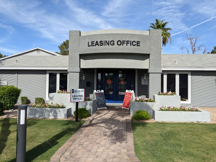 Leasing Office, Presidio North, Phoenix, AZ