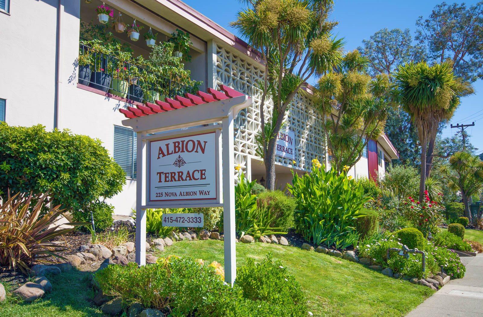 Albion Terrace Apartments