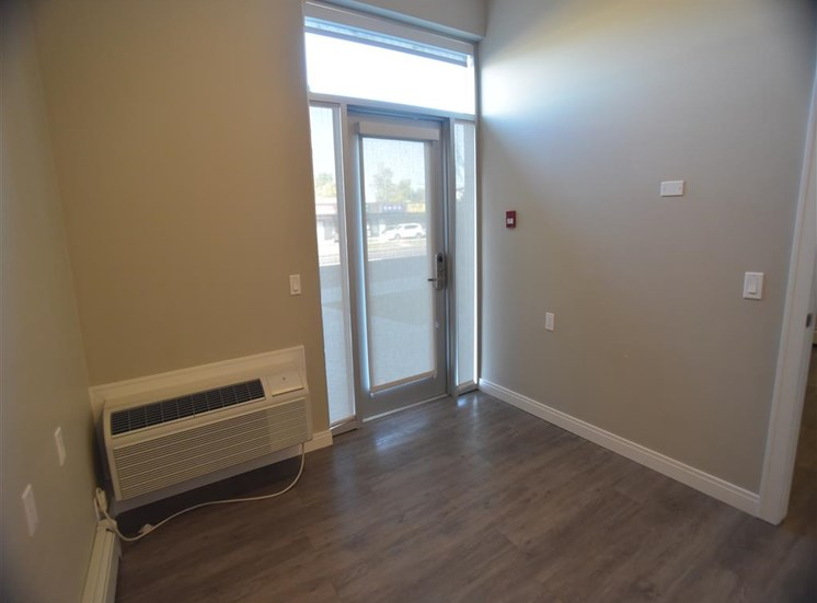 Centro Residential Rental apartments Live/work suite private work entrance