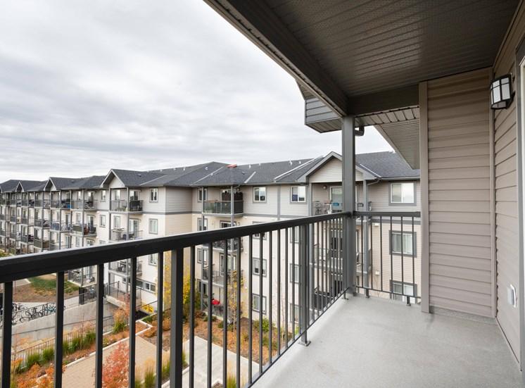 Entro residential rental apartments balconies