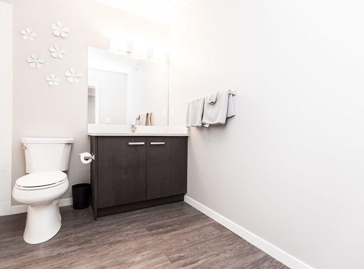 aura residential rental apartments 4 pce bathroom