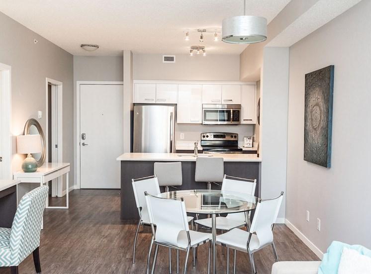 aura residential rental apartments open concept