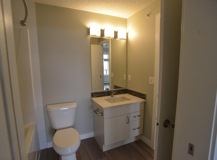Aqua Residential rental apartments 4 pce bath