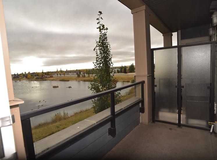 Aqua residential rental apartments gas BBQ hookups