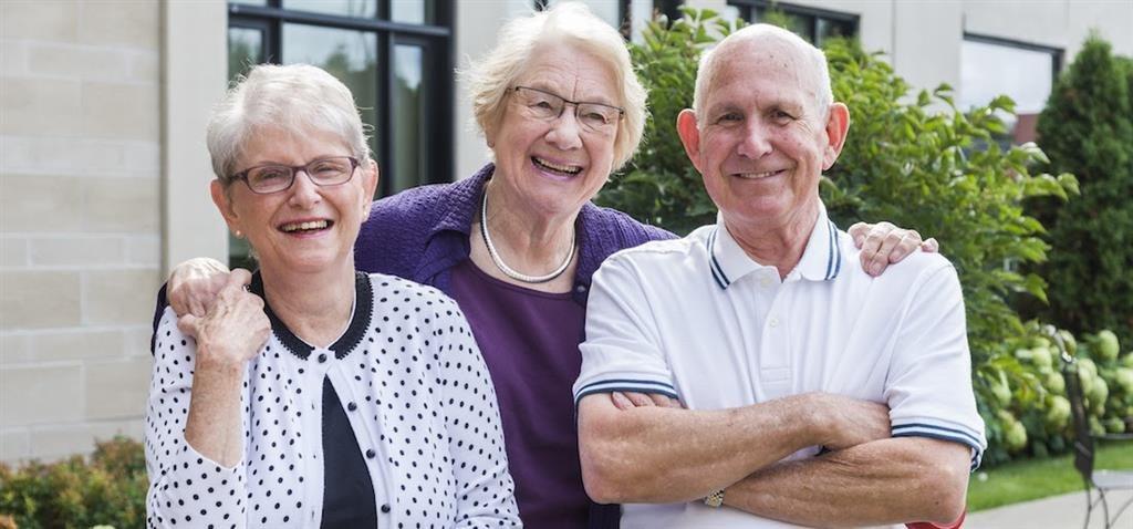 Senior Citizens at Carleton Place Terrace, Carleton Place, ON, K7C 4S4