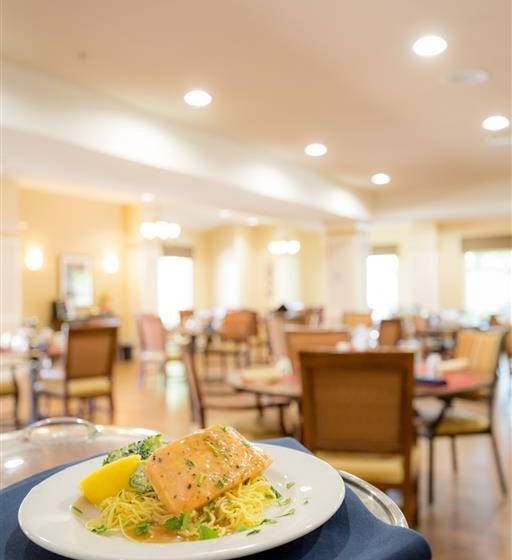 Food Service at Cogir of Stock Ranch, Citrus Heights, CA, 95621