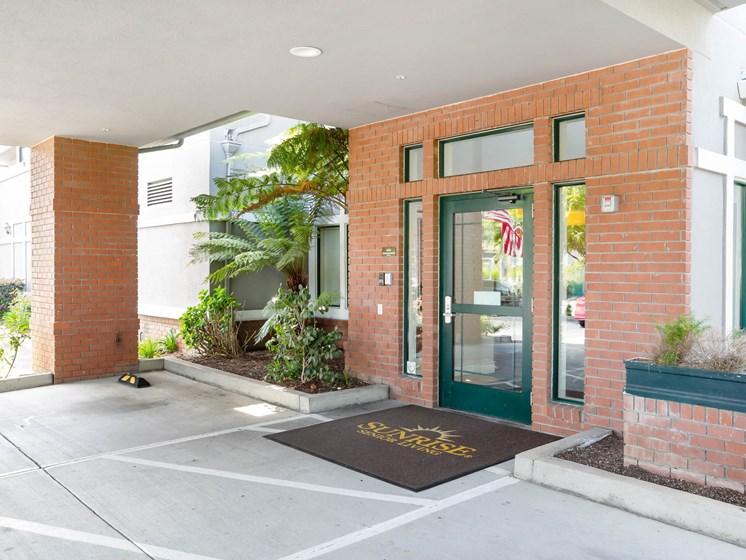 Front Entrance, Cogir of San Rafael Memory Care at Cogir of San Rafael Memory Care, San Rafael