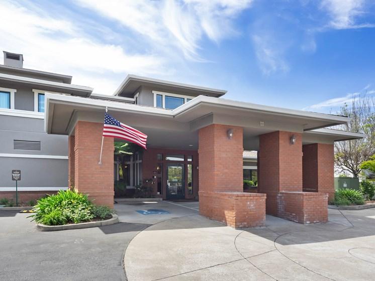 Exterior, Cogir of San Rafael Memory Care at Cogir of San Rafael Memory Care, San Rafael, California