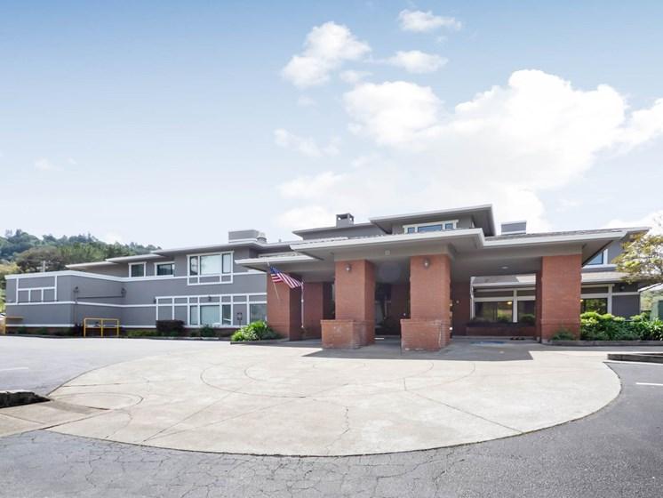 Building Exterior, Cogir of San Rafael Memory Care at Cogir of San Rafael Memory Care, San Rafael, 94903