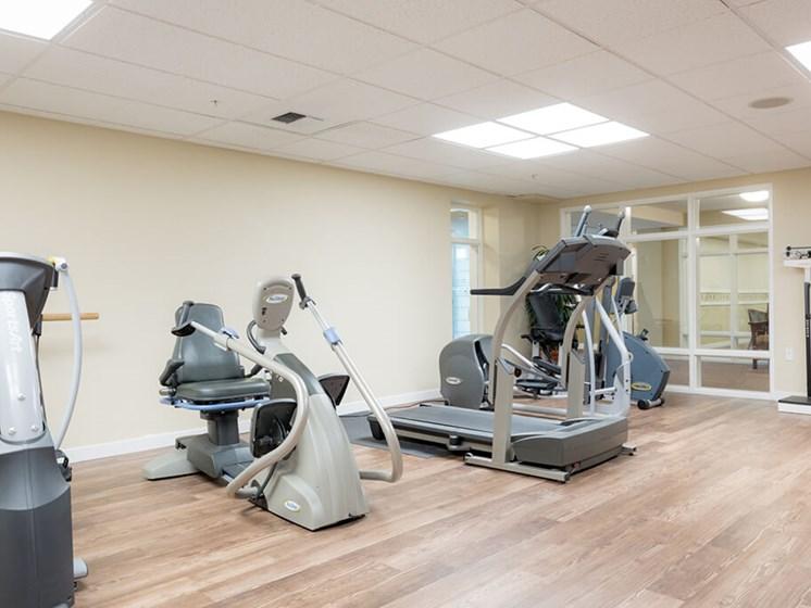 Cardio Studio Equipment at Cogir of Queen Anne, Seattle, WA, 98109