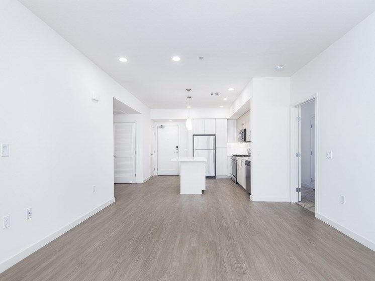 Ample Lighting In Apartment Homes At The Club At Enclave Apartments In Chula Vista, CA