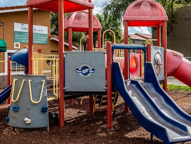 Allapattah Gardens Playground